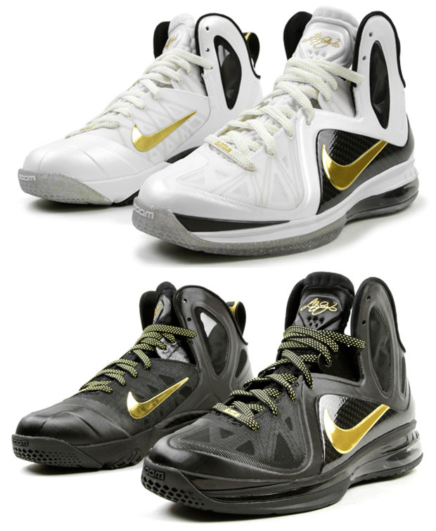 f5e18465bb402 lebron 9 p.s. elite home away. available at the brooklyn location only. ( 516958-100)(516958-002)